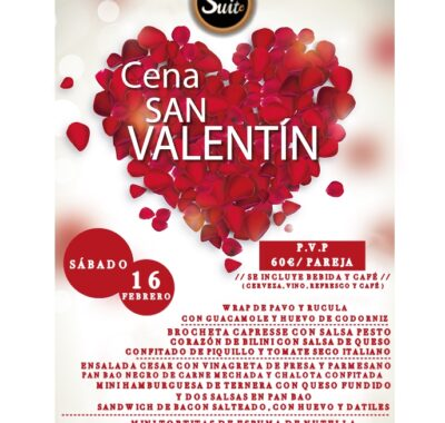 New Suite-San Valentin 2019