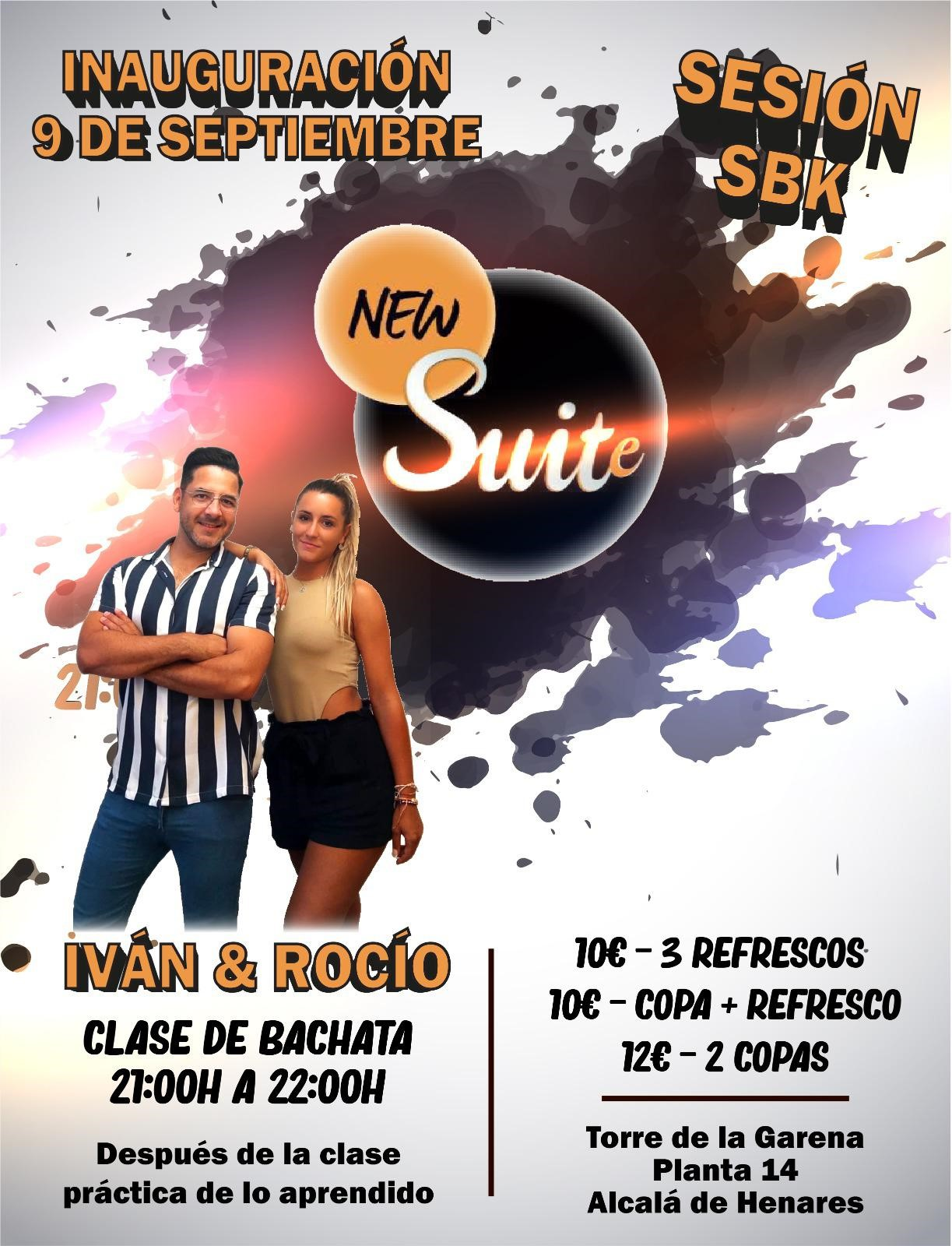 Suite-Clases-Bachata